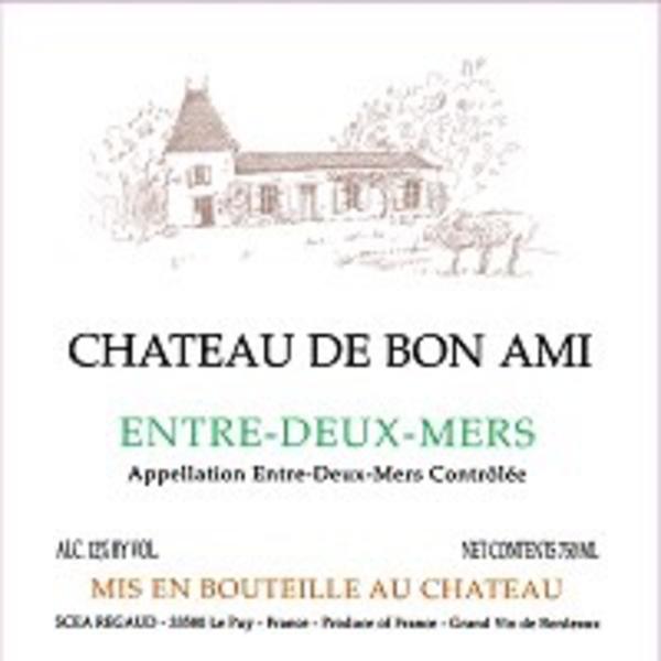 Ch. de Bon Ami Entre-Deux-Mers 2018<br /> Bordeaux, France