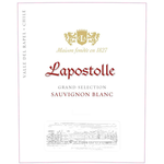 Casa Lapostolle Grand Selection Sauvignon Blanc 2019<br /> Rapel Valley, Chile
