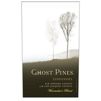 Ghost Pines Ghost Pines Zinfandel 2016 Sonoma, California