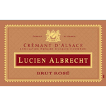 Lucien Albrecht Lucien Albrecht Cremant d'Alsace Brut Rose Non-Vintage Sparkling<br />Alsace, France<br /> 90pts-WS