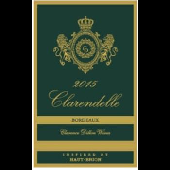 Ch Dillon Clarendelle Haut-Brion 2015    <br /> Bordeaux, France<br /> 91pts-JS