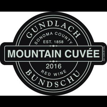 Gundlac Bunschu Mountain Cuvee 2017<br /> Sonoma, California