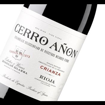 Bodegas Olarra Cerro Anon Reserva 2015<br /> Rioja, Spain<br /> 92pts-WS