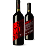 Big Bad Zin 2015<br /> Lodi, California