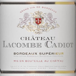 Ch. Lacombe Cadiot 2011<br /> Bordeaux, France
