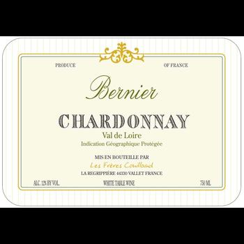 Dm Bernier Domaine Bernier Chardonnay 2018<br /> Loire, France