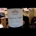 Ch Le Rey Les Rocheuses 2016<br /> Bordeaux, France<br /> 94pts-JS