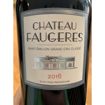 Ch Faugeres Saint Emilion Grand Cru 2016<br />