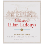 Chateau Lilian Ladouys 2016<br /> St. Estephe, Bordeaux, France<br /> 93pts-JS