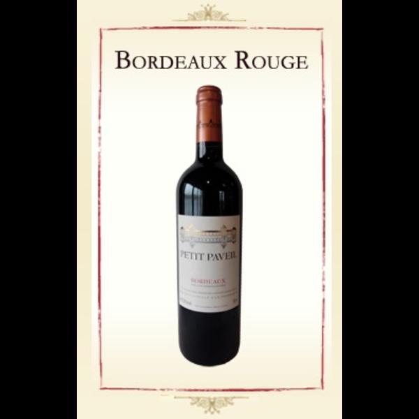 Petit Paveil Petit Paveil Bordeaux Rouge 2016 Bordeaux, France