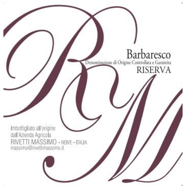 Rivetti Massimo Barbaresco Riserva Serraboella 2006<br /> Piedont, Italy<br /> 92pts-WE