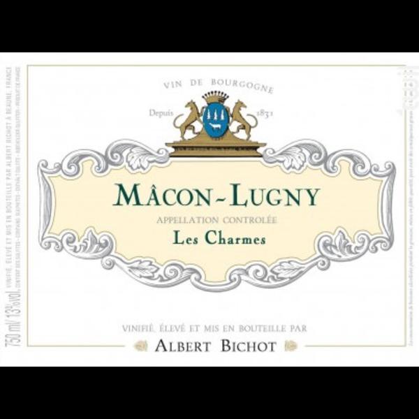 Albert Bichot Macon-Lugny Les Charmes 2015<br /> Burgundy, France