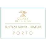 Quinta De La Rosa 10 Year Old Tawny Tonel 12  (500ML)<br /> Portugal