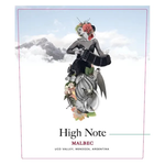 High Note High Note Elevated Malbec 2016<br /> Uco Valley, Mendoza, Argentina