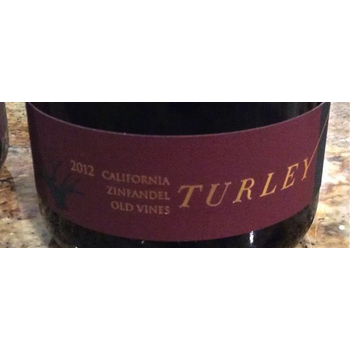 Turley Turley Old Vines Zinfandel 2018 Napa, California