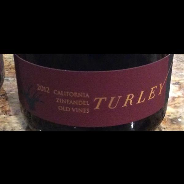 Turley Turley Old Vines Zinfandel 2017 Napa, California