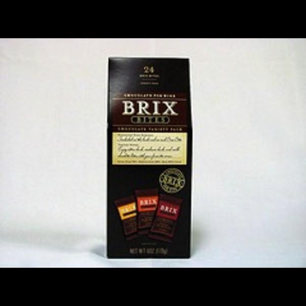 Brix Brix Bites Variety Pack 6oz