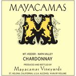 Mayacamus Mt Veeder Chardonnay Napa 2017<br /> Napa, California