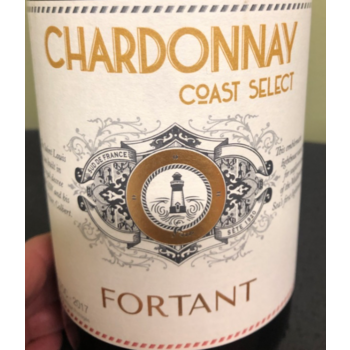 Fortant Fortant Coast Select Chardonnay 2018 <br /> Languedoc/Roussillon, France