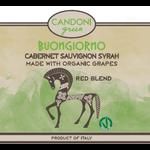 Candoni Organic Buongiorno 2016<br /> Sicily, Italy