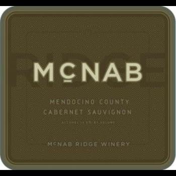 McNab Ridge Winery Mendocino County Cabernet Sauvignon 2016<br /> Mendocino, California <br /> 91pts-WE