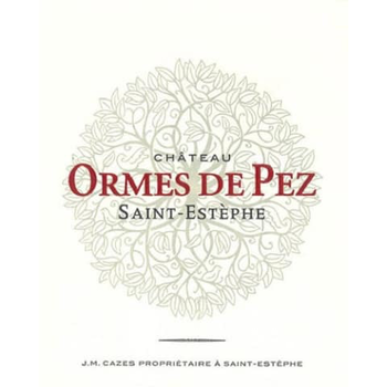 Ch Les Ormes de Pez 2015<br />
