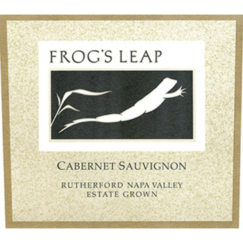 Frogs Leap Cabernet Savignon Rutherford Napa 2016<br /> California