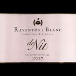 "Raventos Blanc Raventos ""De Nit"" Rose Conca del Riu Anoia 2017   <br /> Spain"
