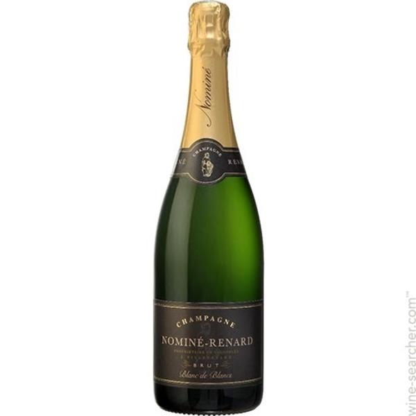 Nomine-Renard Blanc de Blancs Brut Champagne<br /> 90pts-WE