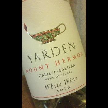 Yarden Yarden Mount Hermon White 2018<br />Kosher