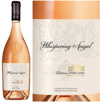 Ch D'Esclans Ch D' Esclans Whispering Angel Rose 2018<br />Provence, France
