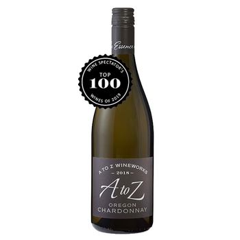 A to Z A to Z Chardonnay 2018<br />