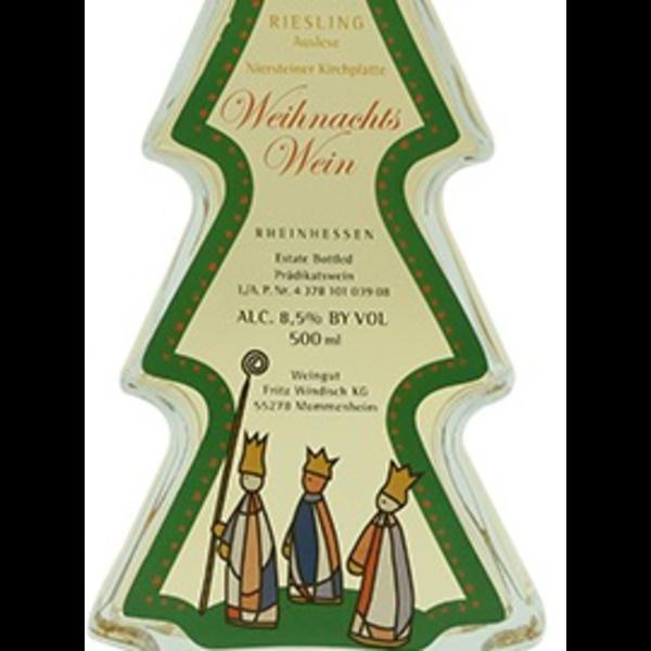 Fritz Windisch Riesling Auslese Weihnachts Wein 2018<br /> Rheinhessen, Germany