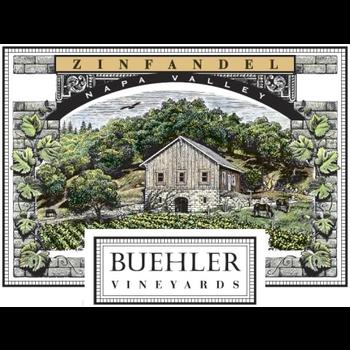 Buehler Buehler Zinfandel 2015<br /> Napa, California<br /> 91pts-WE
