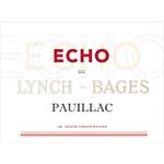 Ch Lynch Bages Echo De 2016<br /> Bordeaux, France<br />93pts-JS, 92pts-WS, 91pts-D, 90pts-WA
