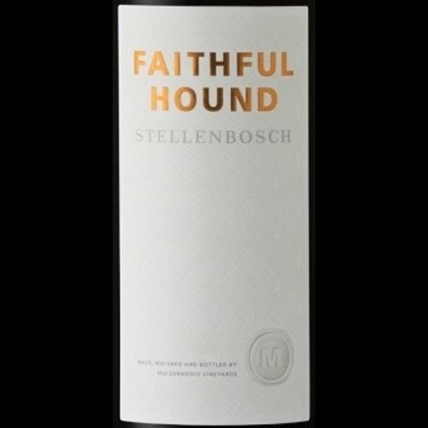Mulderbosch Mulderbosch Faithful Hound 2016<br />Stellenbosch, South Africa