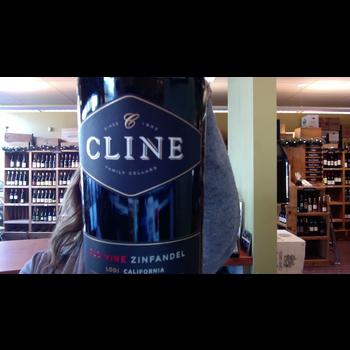 Cline Cline Old Vine Zinfandel 2018<br />California