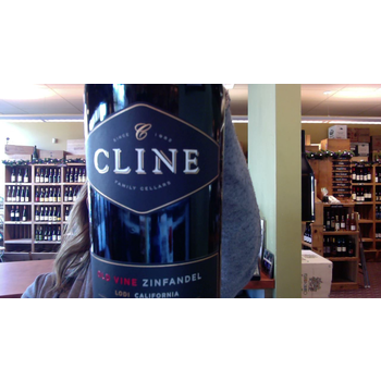 Cline Cline Zinfandel 2017<br />