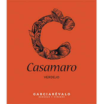 Garciarevalo Casamaro Verdejo 2018<br /> Ruedo, Spain