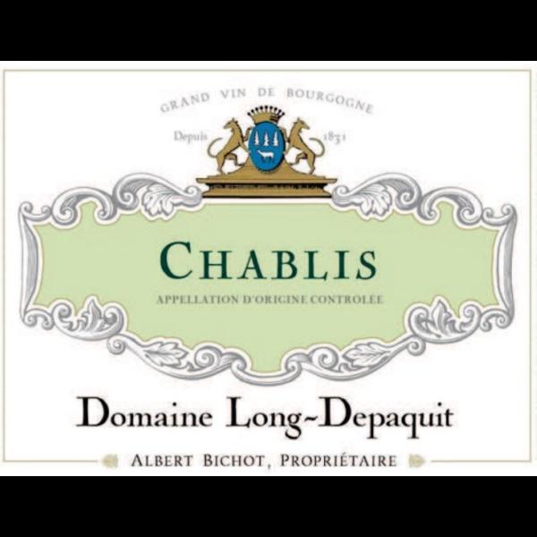 Bichot Albert Bichot Domaine Long Depaquit Chablis 2019<br />Burgundy, France