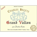 Maison Charles Brotte Grand Vallon Syrah 2018<br /> Vin de France, France