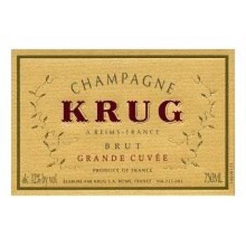 Krug Grand Cuvee Brut Champagne <br /> Champagne, France<br />93pts-RP
