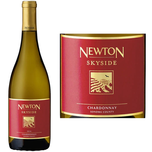 Newton Newton Skyside Chardonnay Red Label 2017<br />Napa, California