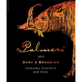Palmeri Palmeri Dark & Brooding Red 2012<br /> Sonoma, California<br /> 90pts-WE