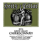 Heitz Cellars Chardonnay 2017<br /> Napa Valley, California<br /> 91pts-WE, 90pts-JS