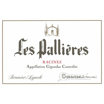 Les Pallieres Racines Gigondas 2016<br /> Rhone Valley, France <br /> 96pts-JS, 96pts-WA, 93pts-WS