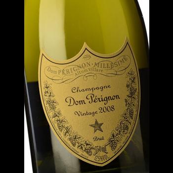Moet Chandon Moet Chandon Dom Perignon Brut Champagne 2008<br />Champagne, France<br /> 98pts-JS, 96pts-WS, 96pts-WA