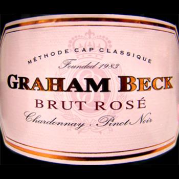Graham Beck Sparkling Brut Rose<br /> South Africa