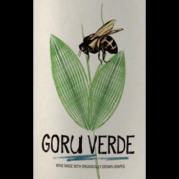 Ego Bodegas Goru Verde 2015<br /> Jumilla, Spain- ORGANIC<br /> 91pts-D