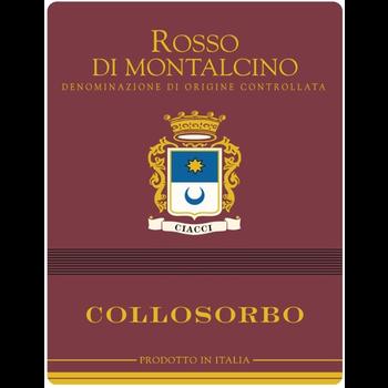 Collosorbo Collosorbo Rosso Di Montalcino 2017<br /> Tuscany, Italy<br /> 90pts-JS